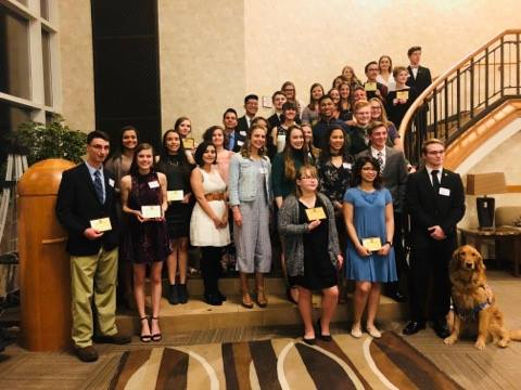 62 students awarded Heritage Bank scholarships