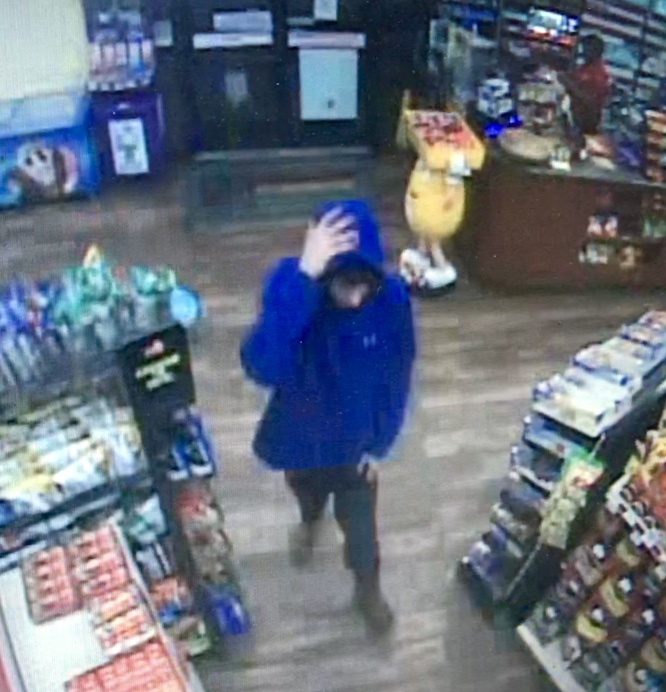 Robbery suspect sought by Clarksville PD
