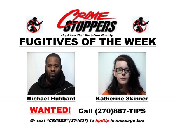 Crime Stoppers fugitives of the week 04/18