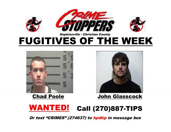 Crime Stoppers Fugitives of the Week 04/11