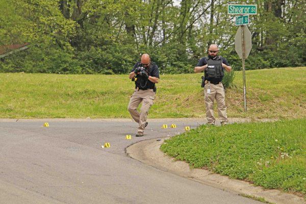 Man shot near Austin Peay campus