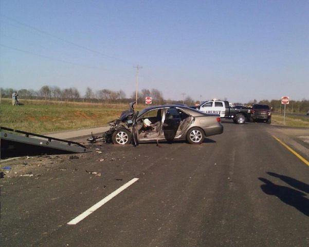 Woman killed in Trigg wreck