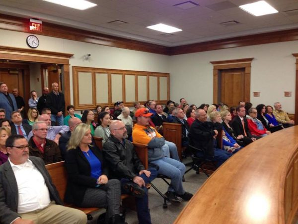 Large crowd turns out for Todd Co. candidate forum