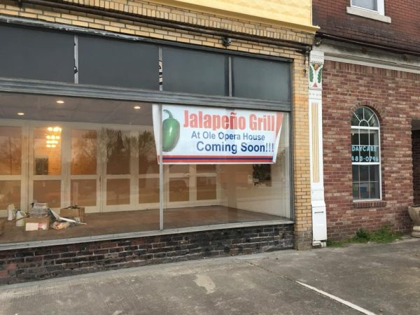 Mexican restaurant coming to downtown Guthrie