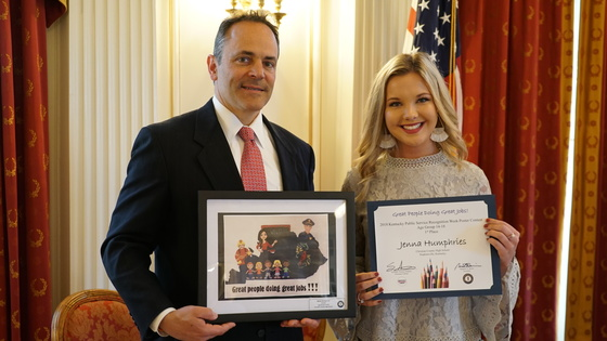 CCHS student wins Governor's poster contest