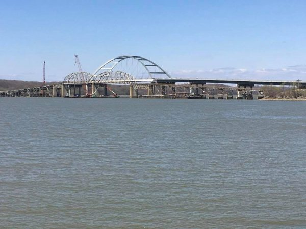 Explosive demolition of old Barkley Bridge set for Wednesday morning