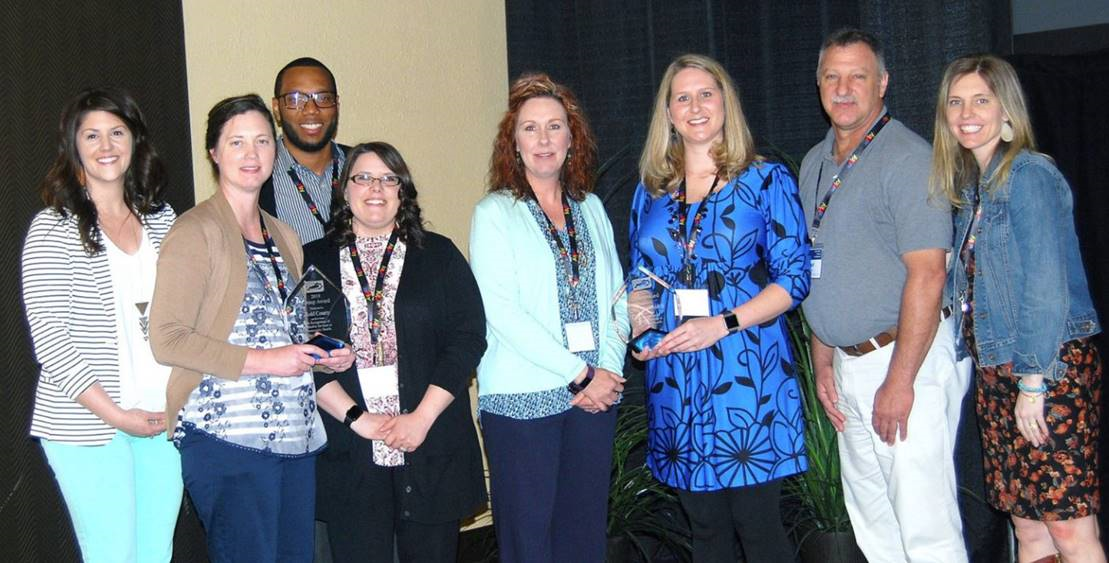 CCHD receives health, preparedness awards