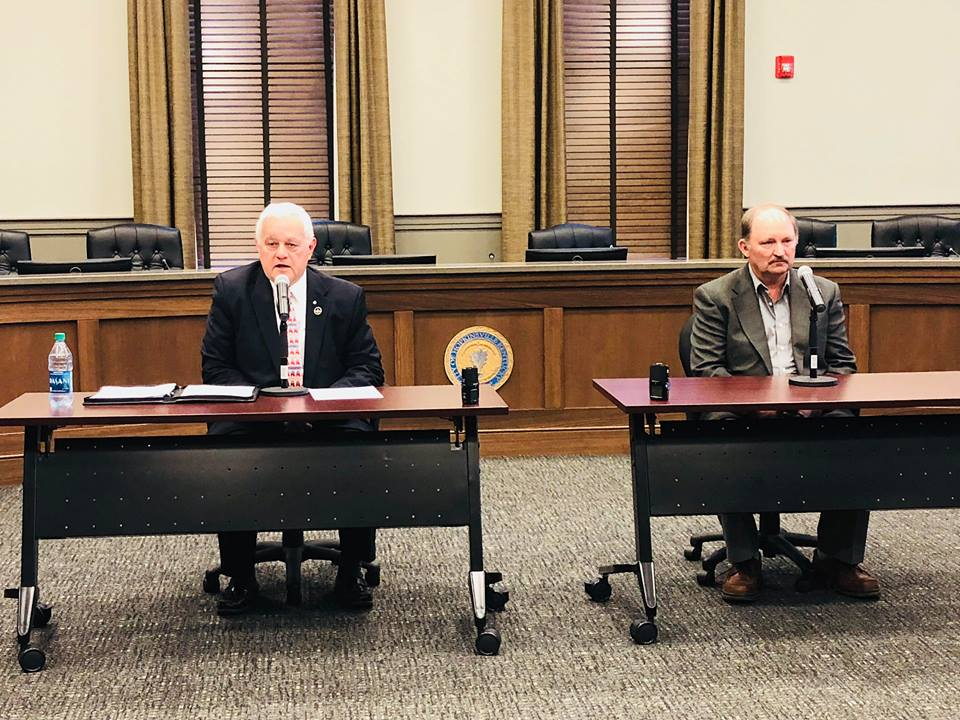 Republicans running for District 4 State Rep. debate