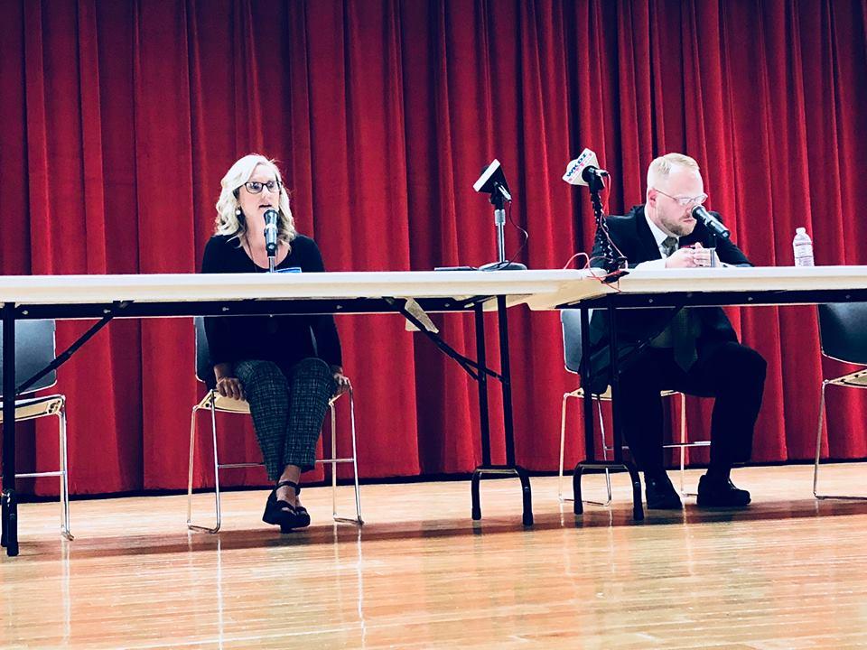 Circuit Court Clerk candidates meet in Focus 21st Century debate