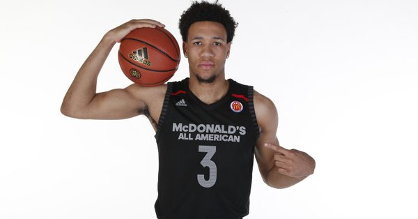 UK signs five star prospect Montgomery