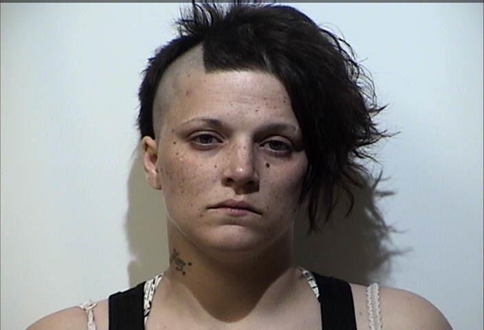 Traffic stop leads to meth, DUI charges