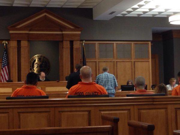 Attorneys discussing Alford plea deal in Carson Moore case