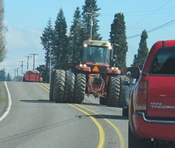 KYTC: Be alert for farm equipment on roads