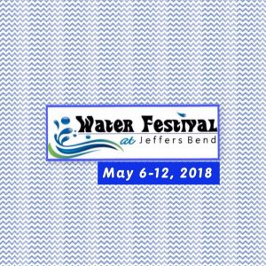 Water Festival coming up Saturday
