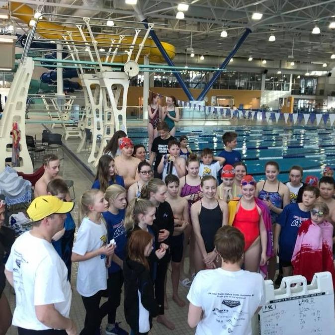 AquaJets Raise Over $20,000