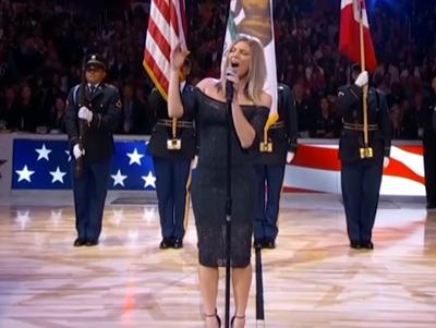 Fergie's National Anthem Flop?