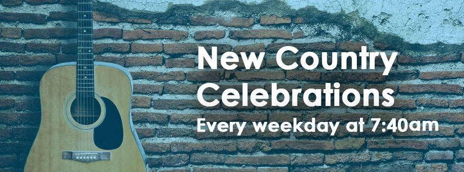 New Country Celebrations