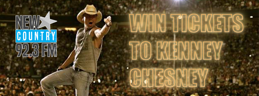Win Tickets To Kenny Chesney