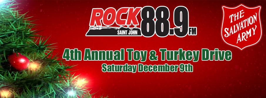 4th Annual Toy & Turkey Drive
