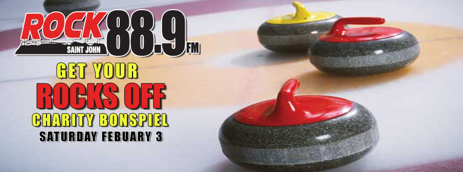 4th Annual 'Get Your Rocks Off' Charity Bonspiel