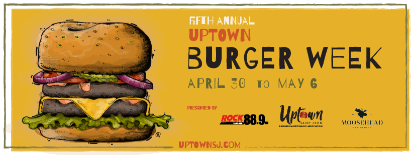 5th Annual Uptown Burger Week
