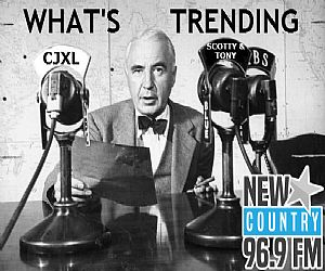 """#WhatsTrending - Thursday, April 12th -Sun & clouds today High 10! / Gas prices are DOWN! / New Francophone K-8 school for Moncton! / Moncton Wildcats force game 5! (and Mooseheads get swept out of the Q playoffs by Charlottetown! / Moncton Magic look for the """"Stink Tide Sweep"""" tonight"""