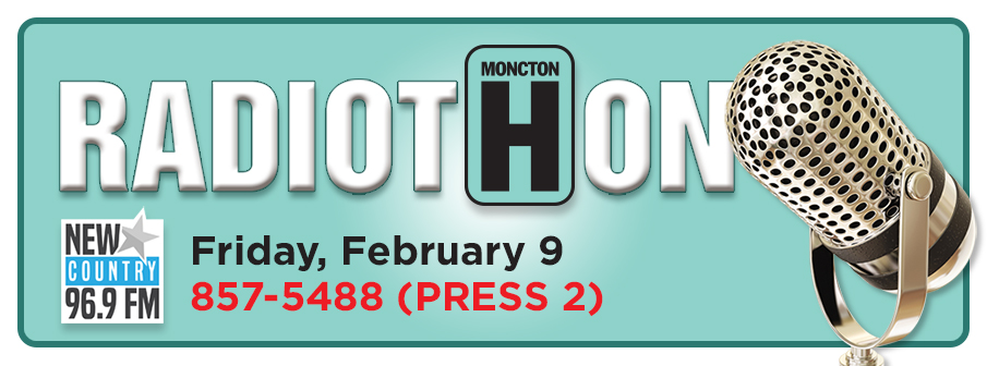 Friends of the Moncton Hospital Radiothon