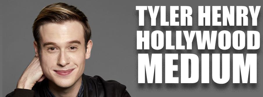 Tyler Henry Hollywood Medium