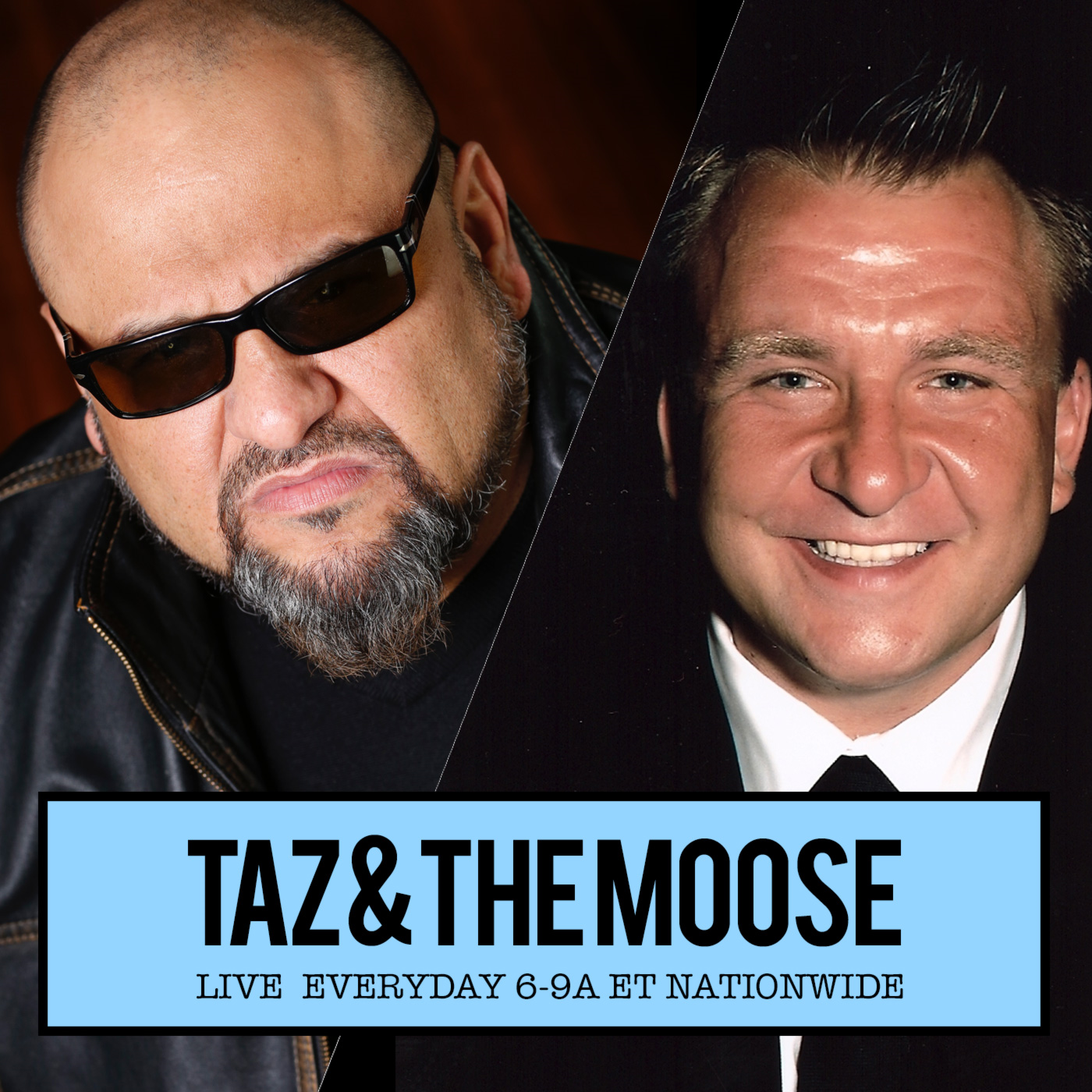 Taz and the Moose