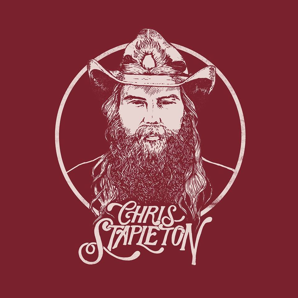 Chris Stapleton Wins 3 Grammy's