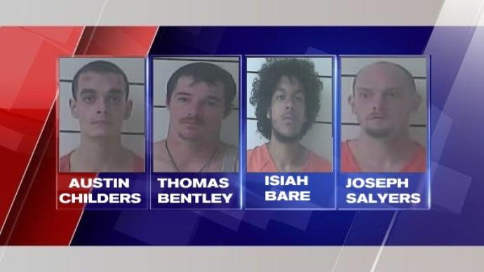 Final Escapee from Boyd Co. Jail Captured