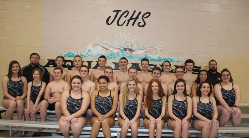 JCHS Regional Swimming Competition