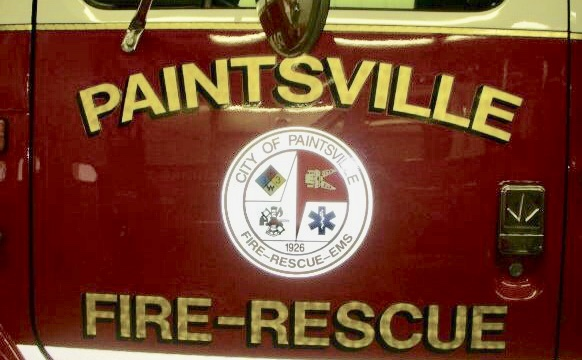 PFD Responds to Sunday Morning Fire