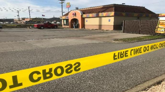 Shooting at Grayson Taco Bell