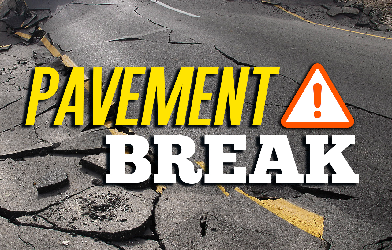Traffic Reduced to One Lane on KY-40