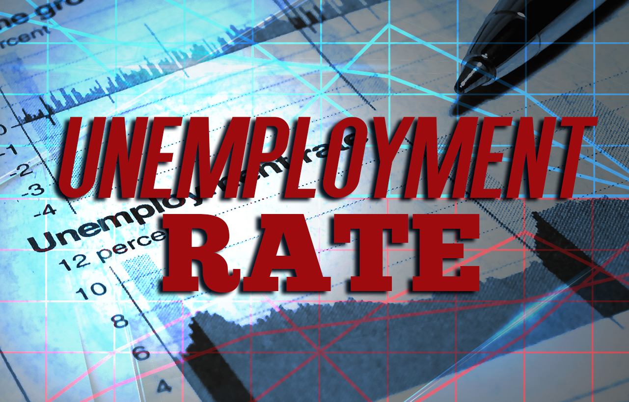 State Unemployment Rate Edges Down