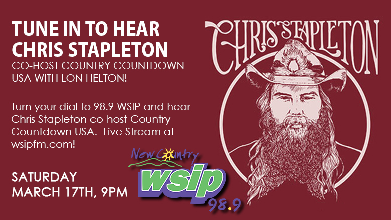 Stapleton to Co-Host Country Countdown
