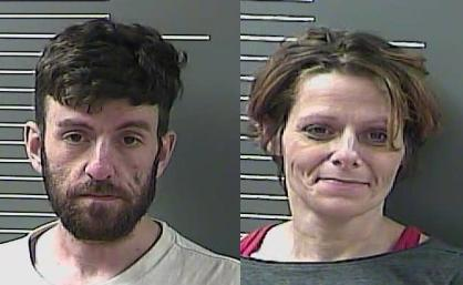 Husband & Wife Duo Facing Drug Charges
