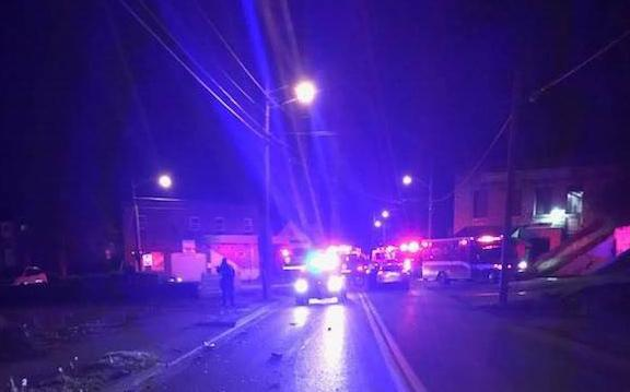 DUI Leads to 2 Vehicle Accident