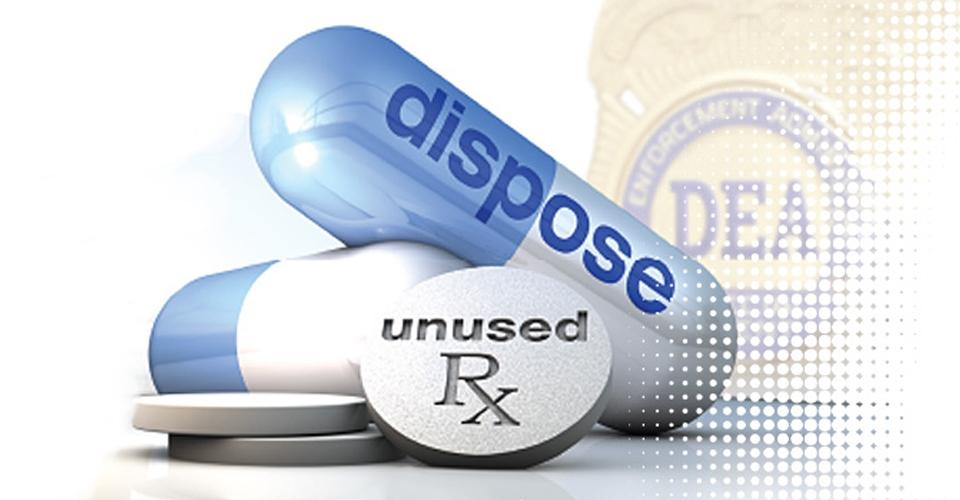 April 28 is National Prescription Drug Take Back Day
