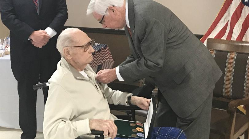 Magoffin Co. Man Awarded Bronze Star