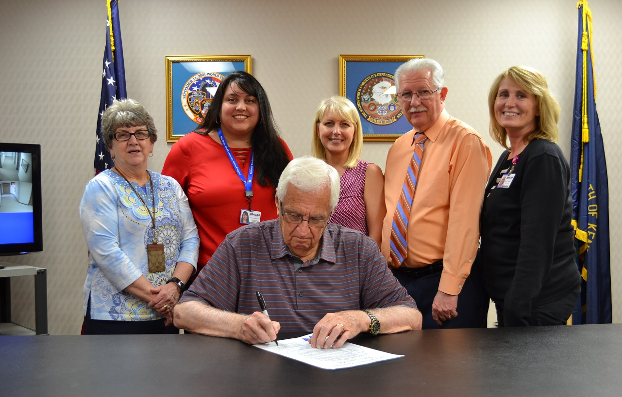 May Declared Community Action Month