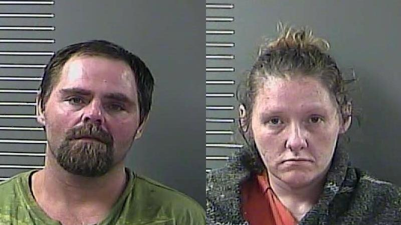 Man and Woman Arrested on Drug Charges in Thealka