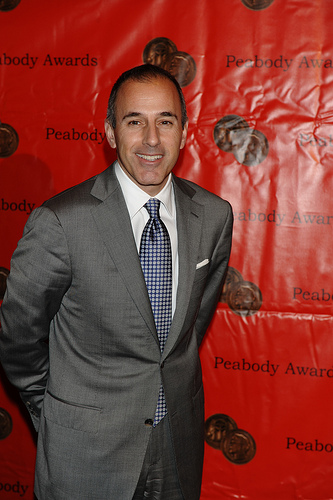 Matt Lauer breaks his silence for first time in 5 months!