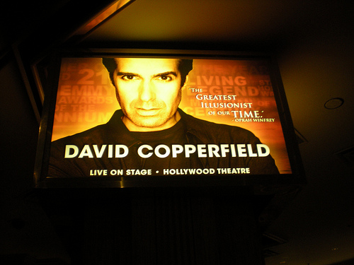 David Copperfield accused  of drugging, assaulting model when she was 17!