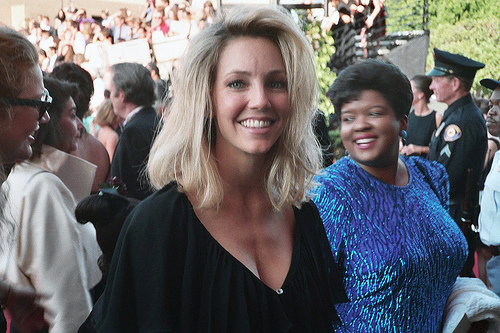 Heather Locklear is in treatment for addiction!