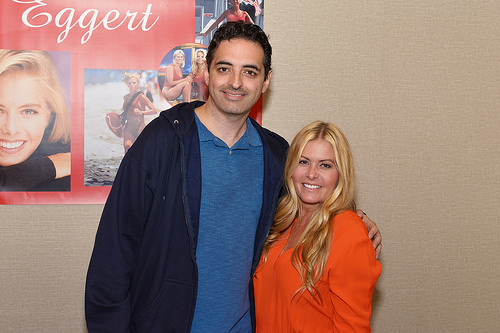 Scott Baio fires back at Nicole Eggert!