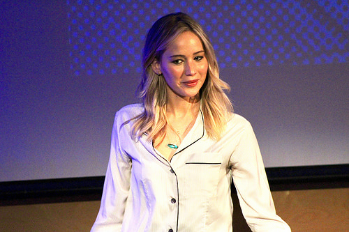 Jennifer Lawrence dropped out of school at 14!