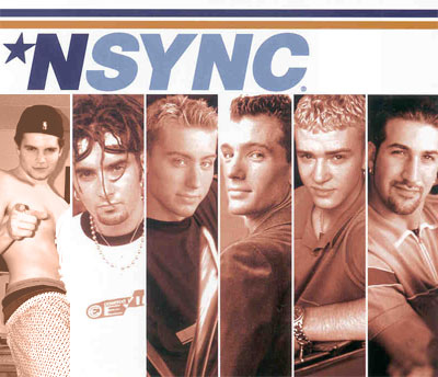 WATCH: NSYNC on Ellen; Justin Timberlake hints he once hooked up with a Spice Girl!