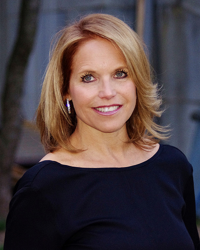 Katie Couric apologized for weird Olympics comment about the Netherlands!